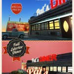 Pat's Diner Outdoor