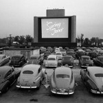 05 Drive-in theater, Chicago, 1951