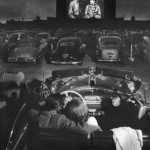 06 Drive-in theater, Los Angeles, 1949