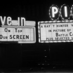 12 Drive-in theater, Connecticut, 1955