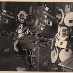 Projection Booth- State Theatre, Easton Pennsylvania